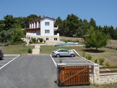Photo for Two - floor Villa, minutes from the beach