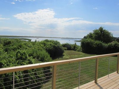 Photo for 215 Mary Chase Road (#126196) ~ Waterfront on Town Cove in Eastham ~ Three Bedroom with A/C