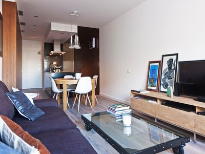 Photo for Luxurious fully equipped apartment in the center of Barcelona