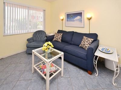 Photo for Tropic Breeze Unit 18 Madeira Beach Second Floor Condo With Gulf Views
