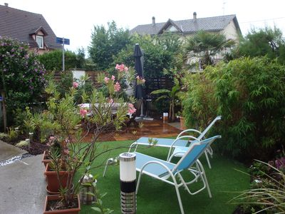 Photo for 2BR Apartment Vacation Rental in Ostwald, Grand Est