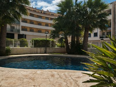 Photo for Quiet and bright apartment in Moraira
