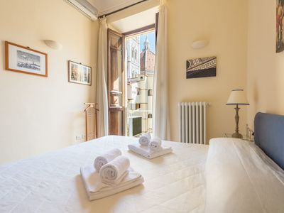 Photo for Charming 2bed Apt Overlooking Duomo