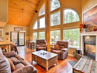Photo for Spacious Grand Lake Home - 5 Mins from Downtown!