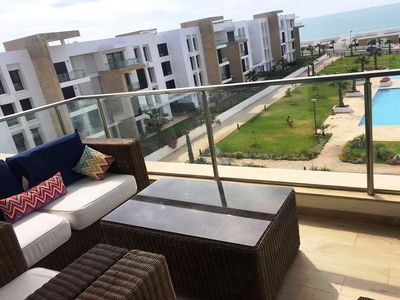 Photo for Superb apartment in Beach of Nations 4320