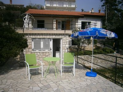 Photo for Holiday apartment with 24 square meter terrace