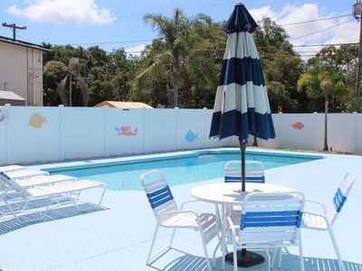 Photo for Heated pool, open floor-plan, direct access to Pinellas Trail, remodeled 2015