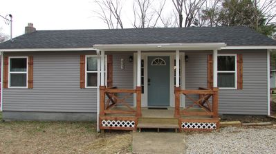 Photo for River Time cottage near Current river & hiking, fishing, canoeing Van Buren MO