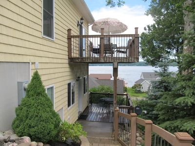 Photo for 2BR Apartment Vacation Rental in Mayville, New York