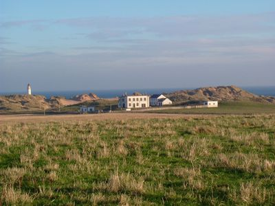 Photo for Robert Oliver's Place: Cosy lightkeeper's home Remote sandy beach Amazing views