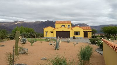 Photo for Beautiful La Estancia de Cafayate Tannat M7