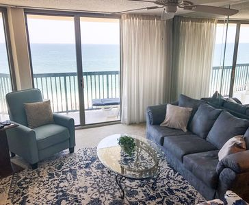 Photo for Emerald Cove II Unit: 10B! Oceanfront 3 Bedroom! Escape to the beach with the best rates!