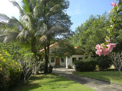 Photo for White Swan Villa Koh Chang, completely private and minutes from Klong Son bay