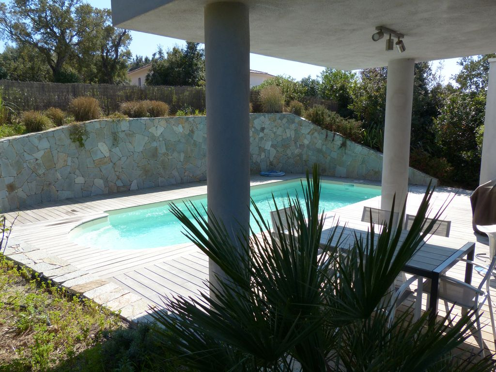 Porto-Vecchio VILLA 6 personnes piscine privative