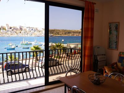 Photo for Apartment At The Wonderful Maltese Harbor - Xemxija Bay