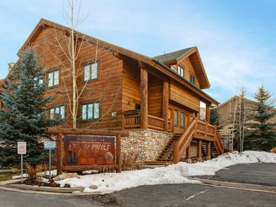 Photo for Beautiful 2 Bedroom 2-1/2 Bath Only 1/3 Mile From Canyons Resort / Park City!