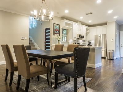 Photo for New Contemporary House in the Heart of Uptown!