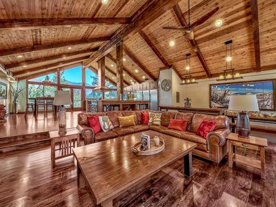 Photo for Spring Specials - New 6500sf with new furnishings, hot tub, pool table