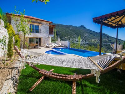 Photo for Beautiful Secluded Traditional Style Villa for 4 , Ideal for Honeymoons