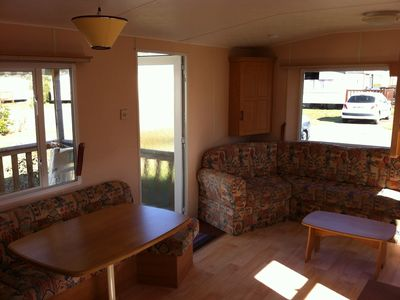 Photo for Mobile home very well equipped and spacious