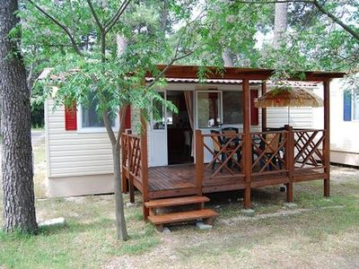 Photo for Holiday apartment Biograd na Moru for 4 - 6 persons with 2 bedrooms - Holiday apartment