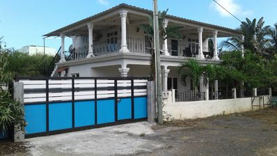 Photo for 2BR House Vacation Rental in Trou aux Biches Beach