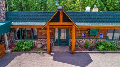 Photo for Spacious Rustic Lodge - Excellent for Large Groups & Events!