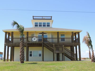 "Photo for ""Cuckoo's Nest"" - Beautiful Sargent Beach Home with Stunning Views!"