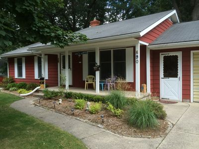 Photo for Family and Dog-Friendly Get Away in Pentwater Village!