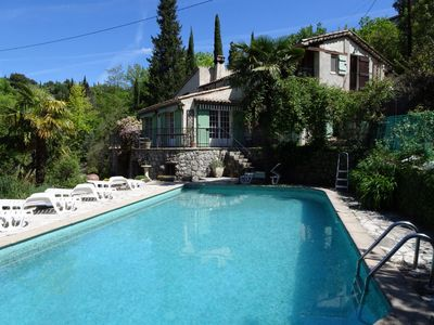 Photo for Exceptional Villa close to Fayence Village