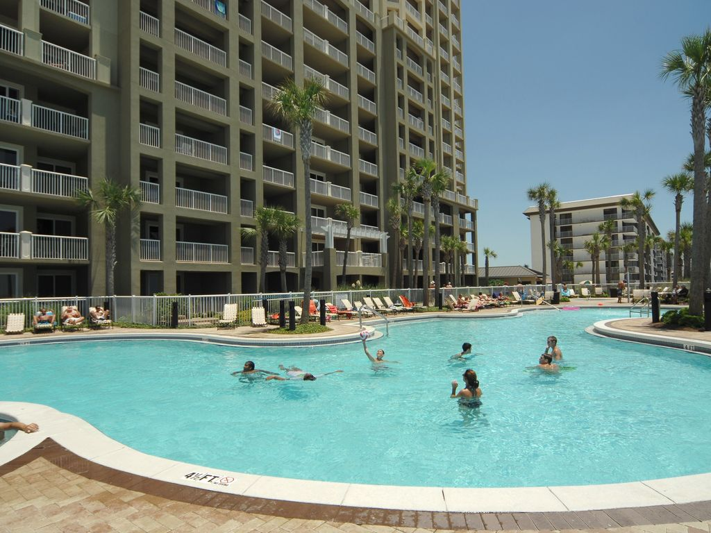 3 bedroom bunk 2 bath beachfront end unit in beautiful 2 bedroom hotels in panama city beach