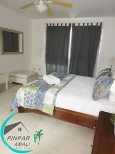 Photo for DELUXE E1, 2 BR, POOL,TERRACE,CLOSE TO THE BEACH!