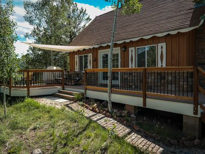 Photo for Mountain Serenity With Breathtaking Views, Wi-Fi