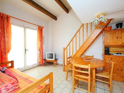 Photo for Vacation home Les Maisons du Golf  in Cap d'Agde, Hérault - Aude - 6 persons, 2 bedrooms