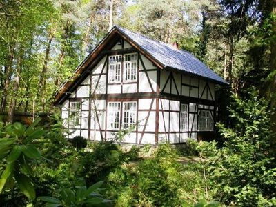 Photo for Romantic holiday home in the Lüneburg Heath