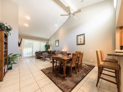 Photo for REVIVE YOUR SPIRITS,  fresh outdoor activities.  lovely condo on golf course