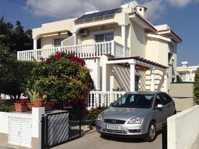 Villa in Larnaca Bay * Private Swimming Pool & Owners Car Hire Available