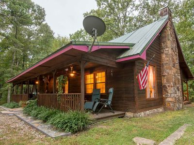 Photo for Charmed Cabin Broken Bow