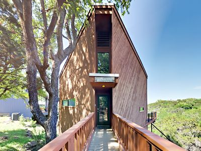 Cabin - Welcome to Spicewood! This delightful cabin is professionally managed by TurnKey Vacation Rentals.