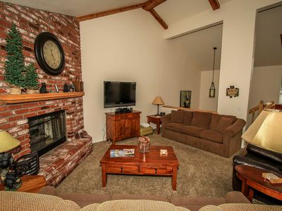 Photo for ~Sunny Side Up~Furnished Ski/Golf Condo~Walk To Zoo~Full Kitchen~Essentials~