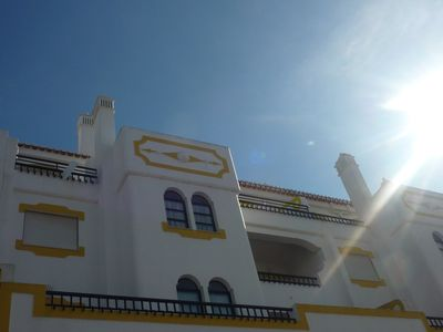Photo for Spacious Modern 2 Bedroom Duplex Apartment With Lovely Shared Pool & Free Wi-Fi