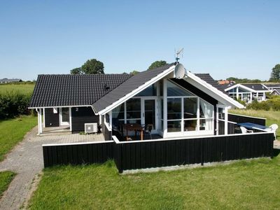 Photo for Vacation home Følle Strand in Rønde - 8 persons, 4 bedrooms