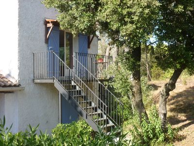 Photo for 1BR Apartment Vacation Rental in Orgon, Provence-Alpes-Côte-D'Azur