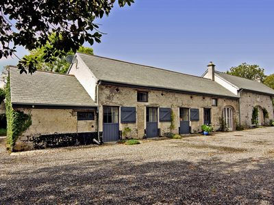 Photo for Converted stable cottage, in courtyard and garden setting, in grounds of 18th century Irish Ge…