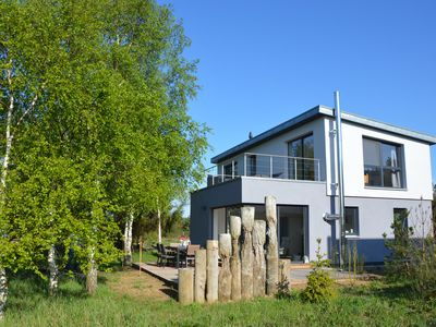 Photo for Holiday home Darsskieker - Direct Boddenblick and untouched nature