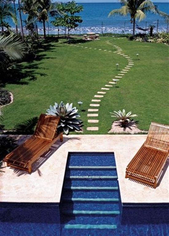 Luxury Beachfront Property Casa CopaCabana HomeAway Tempate - Copa luxury beach house for a relaxing vacation