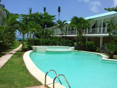 Photo for BEAUTIFUL APARTMENT FULL FOOT, FRONT SEA AND 30 METERS FROM THE BEACH, 4 NIGHTS POSSIB