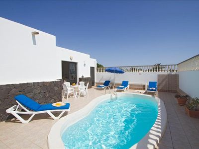 Photo for 3BR Villa Vacation Rental in Costa Teguise, Canarias