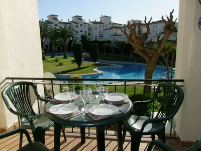 Photo for 1BR Apartment Vacation Rental in Javea