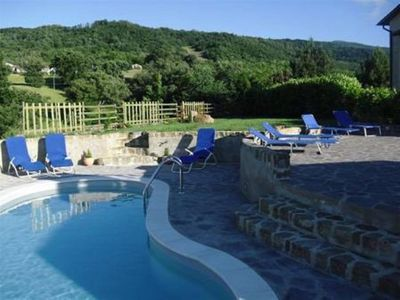 Photo for agriturismo in val d'orcia near the san filippo spa